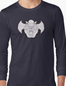 Airwolf Retro Long Sleeve T-Shirt