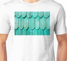Green Shingle Unisex T-Shirt