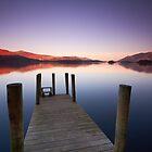 Dawn at Derwentwater by Jeanie