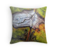 The partners - woman-men relations - natural world Throw Pillow