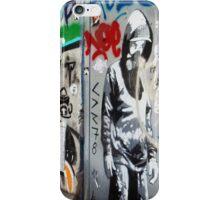 STREET ART BARCELONA iPhone Case/Skin