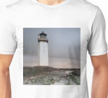 Southerness Lighthouse at Sunset Unisex T-Shirt