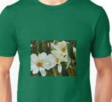 WHITE MAGNOLIA Unisex T-Shirt