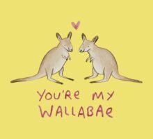 Wallabae Baby Tee