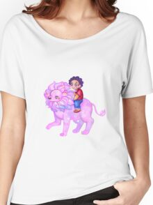 steven and lion Women's Relaxed Fit T-Shirt