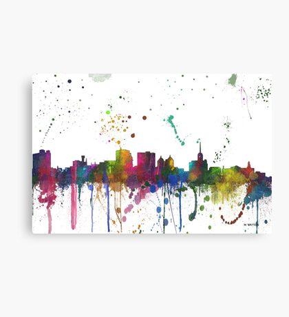 Buffalo, New York Skyline Canvas Print