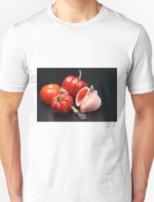Talking About Food Unisex T-Shirt