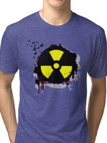 nuclear hazzard Tri-blend T-Shirt
