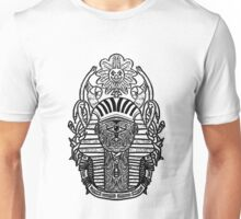 Abstract Psychedelic Art Egyptian Unisex T-Shirt