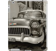 Chevy Taxi  iPad Case/Skin