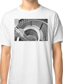 Curved Stairs Classic T-Shirt