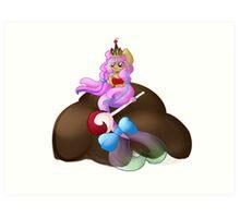 Princess Sprinkles Art Print