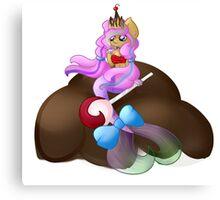 Princess Sprinkles Canvas Print