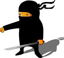 Ninja by TiMaN
