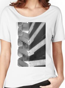 Curves and lines Women's Relaxed Fit T-Shirt