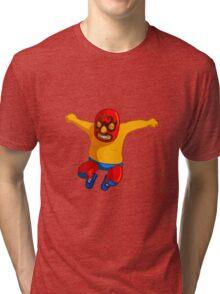 Pro Wrestler Tri-blend T-Shirt