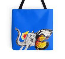 L'éléphant Magnifique Varient 2of 4 Tote Bag