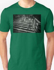 Zig zag stairs Unisex T-Shirt