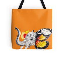 L'éléphant Magnifique Varient 4of 4 Tote Bag