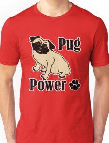 Pug Power Unisex T-Shirt