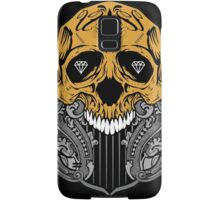 Diamond Skull Samsung Galaxy Case/Skin