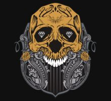 Diamond Skull by viSion Design