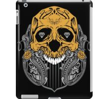 Diamond Skull iPad Case/Skin