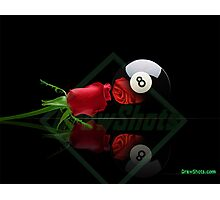 Rosey 8 Photographic Print