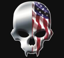 Stars and Stripes and Skulls by Stuart Stolzenberg