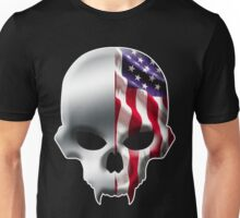 Stars and Stripes and Skulls T-Shirt