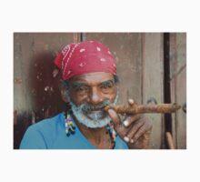 Cigar man  Kids Tee
