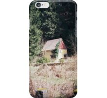 travelling east into the past iPhone Case/Skin