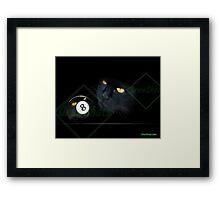 KuriousKat Framed Print