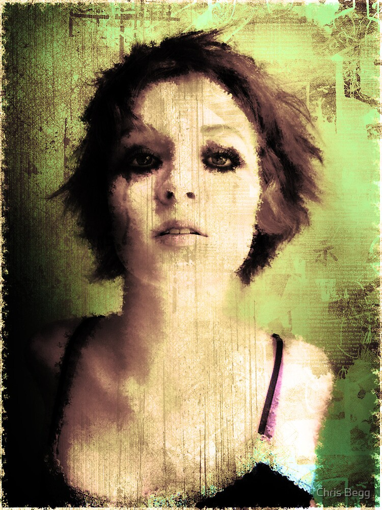 Heroin Chic by Chris Begg