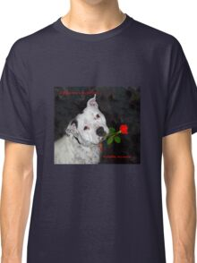 Staffie Love Classic T-Shirt
