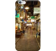 Centre Place After Dark iPhone Case/Skin