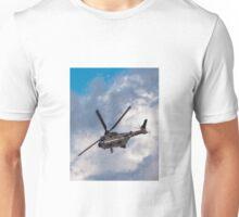 Swiss Air Force Super Puma Unisex T-Shirt