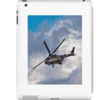 Swiss Air Force Super Puma iPad Case/Skin
