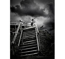storm child Photographic Print