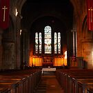 Saint John's Church Chester by AnnDixon