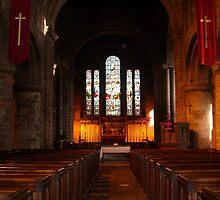 Saint John's Church Chester by AnnDixon