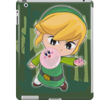 Link Bubles iPad Case/Skin
