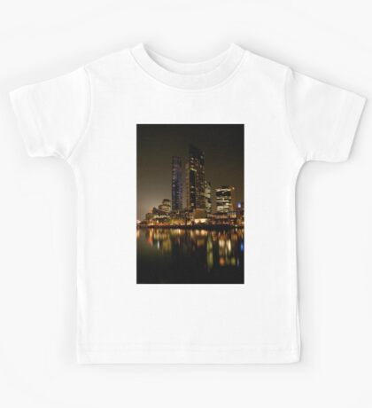 0357 Melbourne Reflections Kids Tee