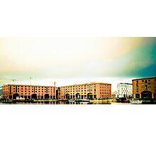 Albert Dock - Liverpool. Photographic Print