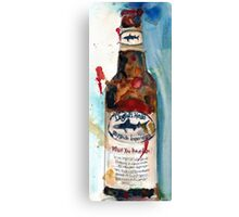 Dogfish Head Brewery - 90 Minute IPA - Beer Art Print Canvas Print