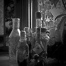 Bottled light by CezB