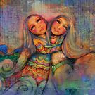 Rainbow Sisters Sky and Sea by © Karin Taylor