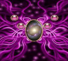 The Soul Gem of Space by Junior Mclean