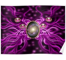 The Soul Gem of Space Poster