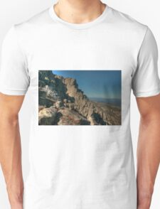 0386 Mt Buffalo View [r] Unisex T-Shirt